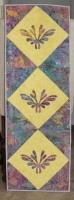 Batik Butterflies Panel.